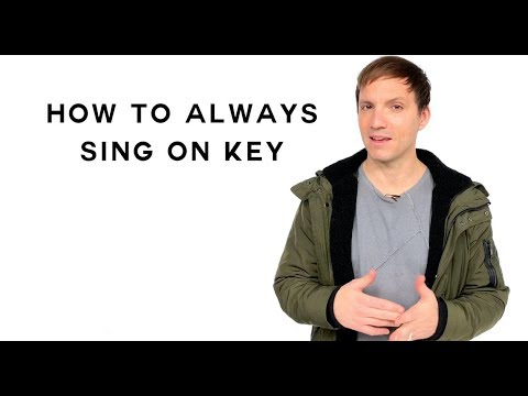 How To Sing – How To Always Sing On Key