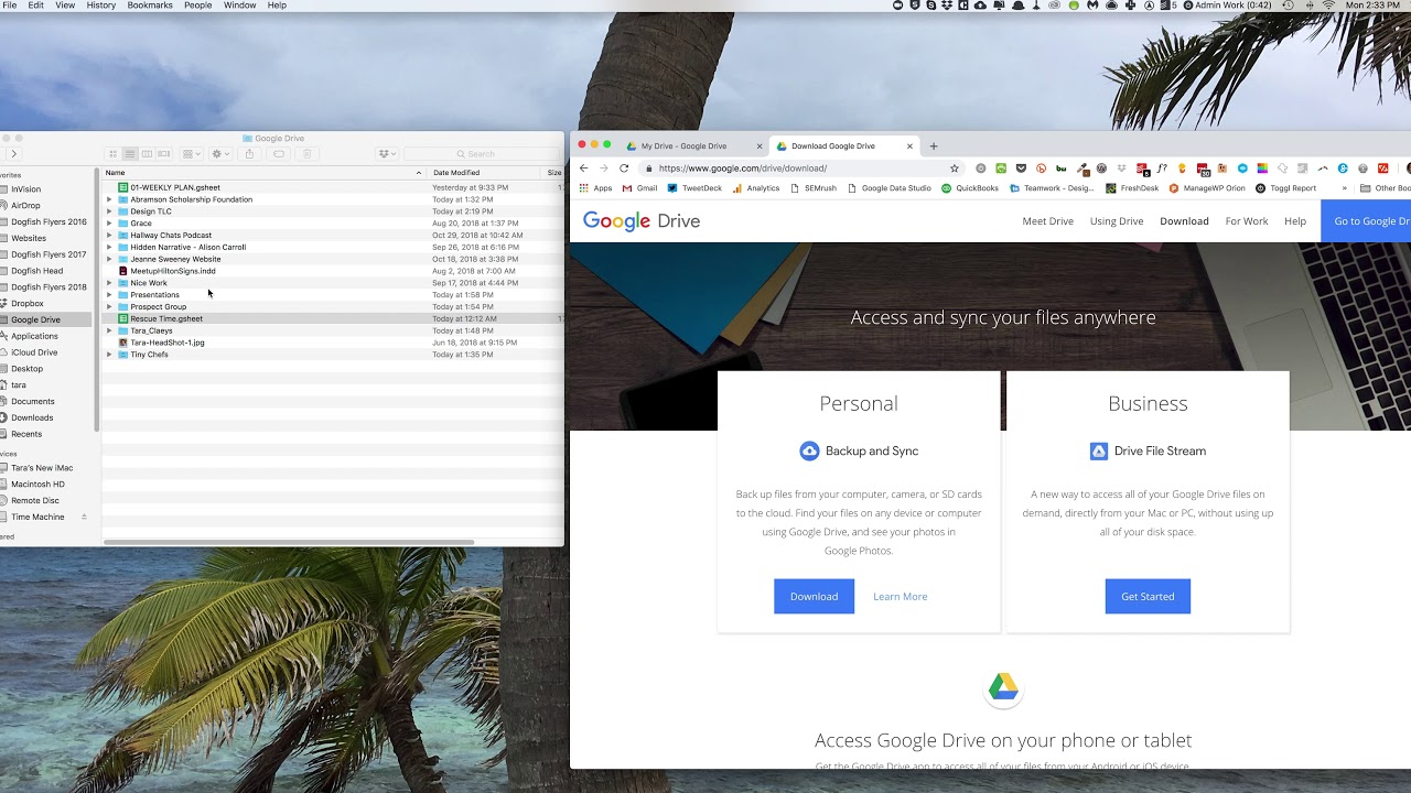 Don't Be Afraid of Google Drive  It's Awesome  - TARA CLAEYS