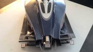 Honda Formula Car Papercraft