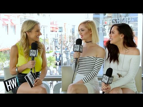Megan & Liz Reveal Next Music Video! (EXCLUSIVE)