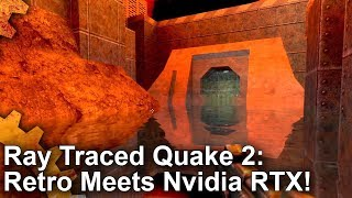 Quake 2 Path Tracing/ Ray Tracing Analysis: Retro Meets Nvidia RTX!