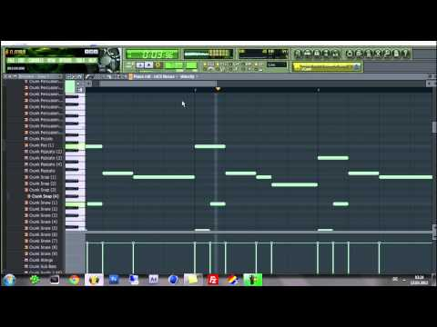 FL Studio Tutorial: How To Make An Epic Beat In 5 Minutes | FunnyDog.TV
