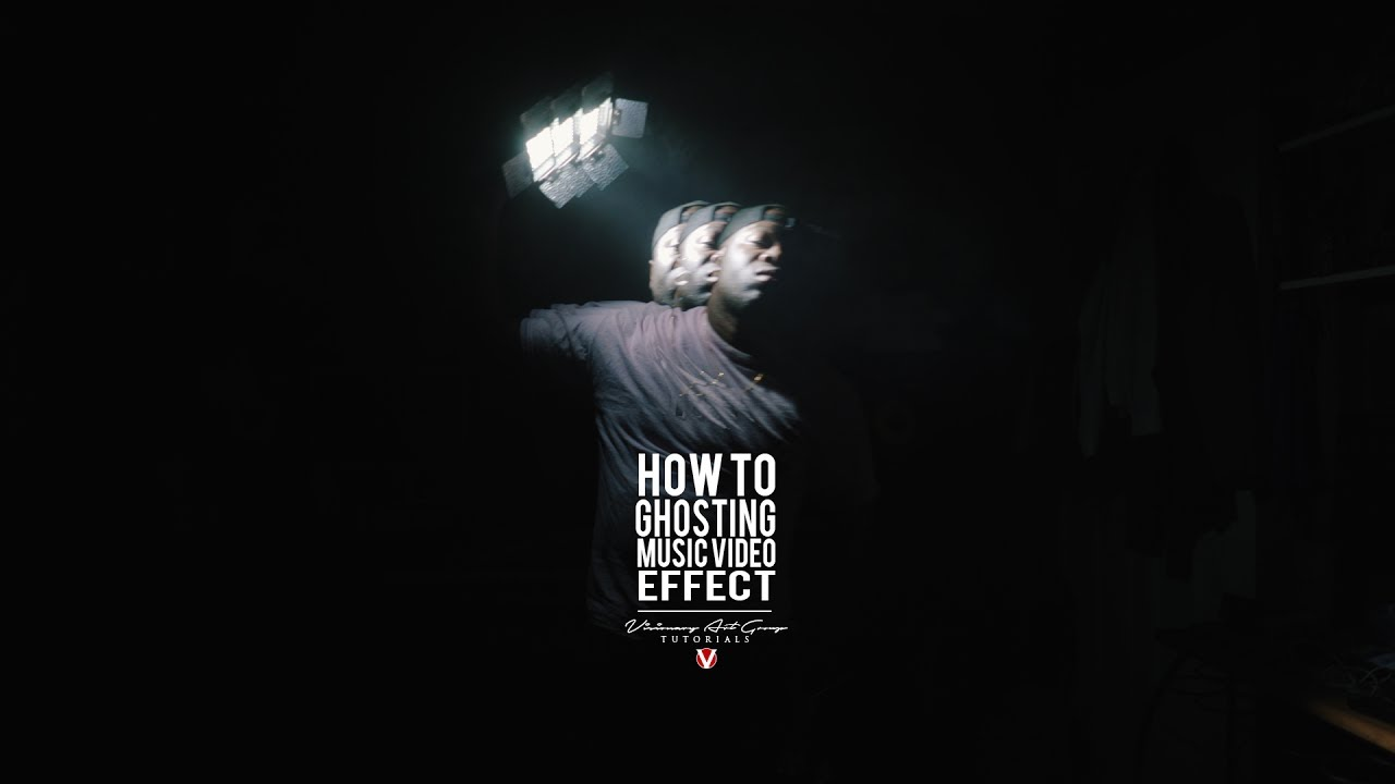 HOW TO - ECHO (Ghosting Effect) No Plugins Required