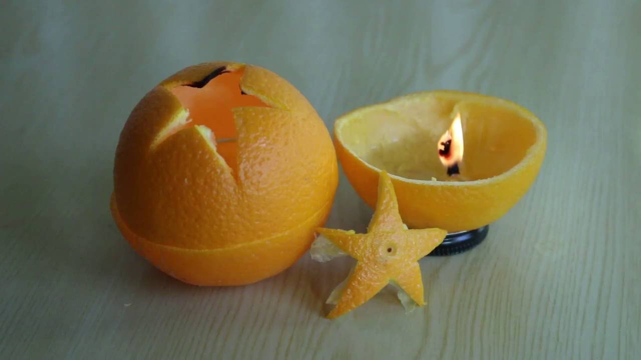 How to Make a Candle Without Wax or Wick - Fun Sience ...