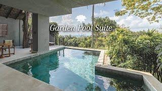 Luxury Garden Pool Suite - Sea View Villa in Thailand, Asia