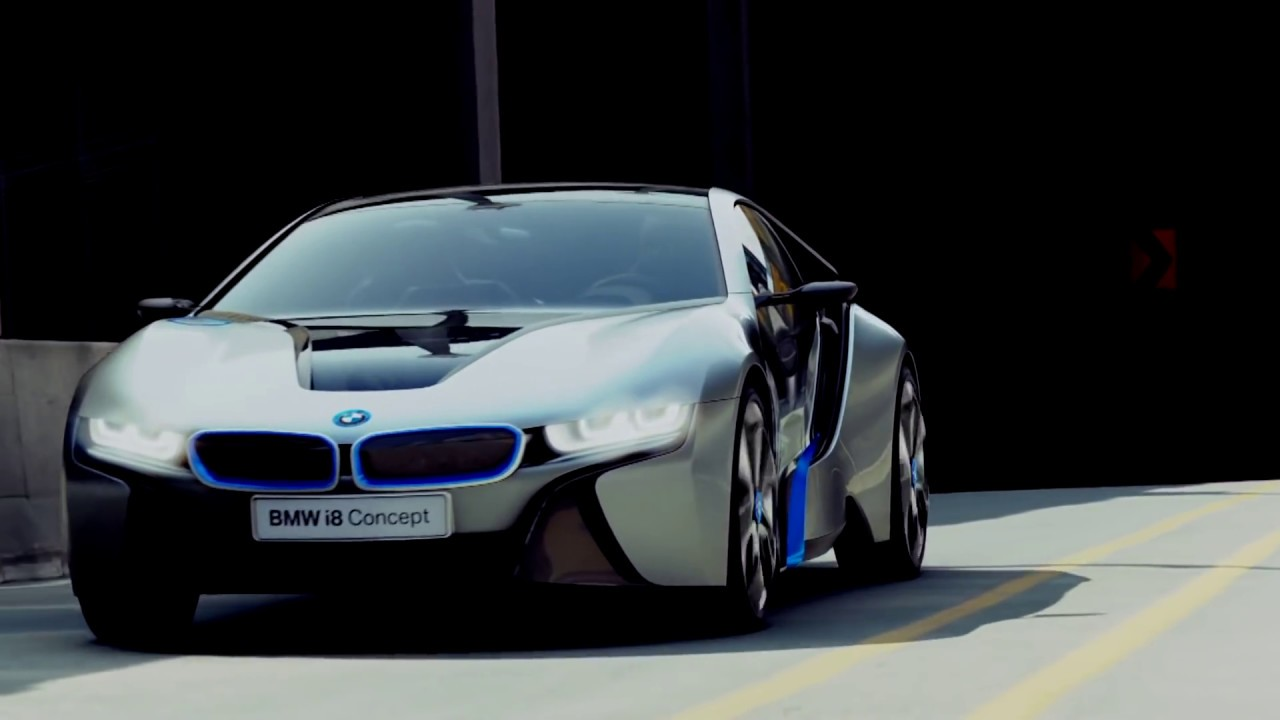 BMW I3 Concept And BMW I8 Concept   YouTube