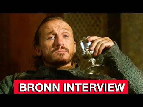 Game of Thrones Bronn Interview - Jerome Flynn