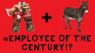 COCA-COLA'S FIRST RETIRED EMPLOYEE ( COKE MULE ) | COKE HISTORY | ALABAMA HISTORY