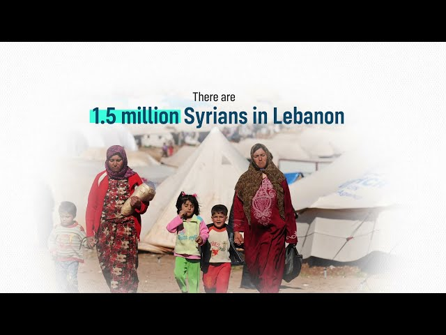 Syrians are neither welcome in Lebanon, nor safe in Syria