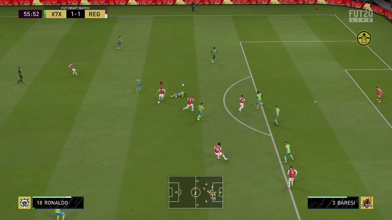 how to take a free kick in fifa 08