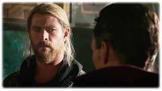 Thor Ragnarok Trailer #3 New Doctor Strange (2017) Chris Hemsworth Superhero Movie HD