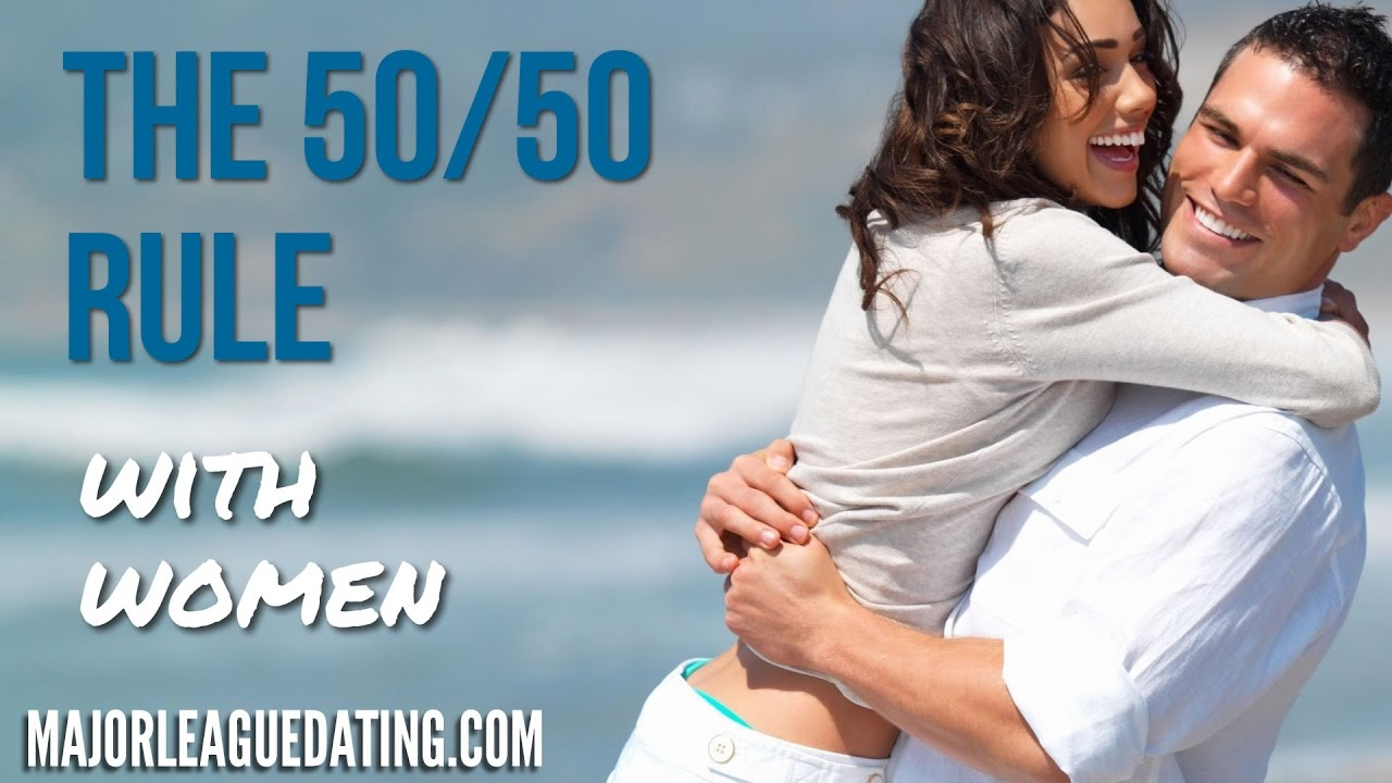 Dating the 50 rule