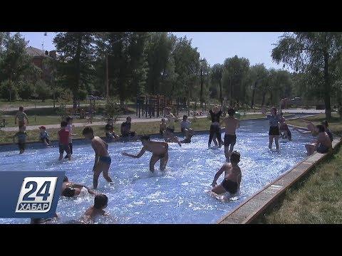 В Усть-Каменогорске дети