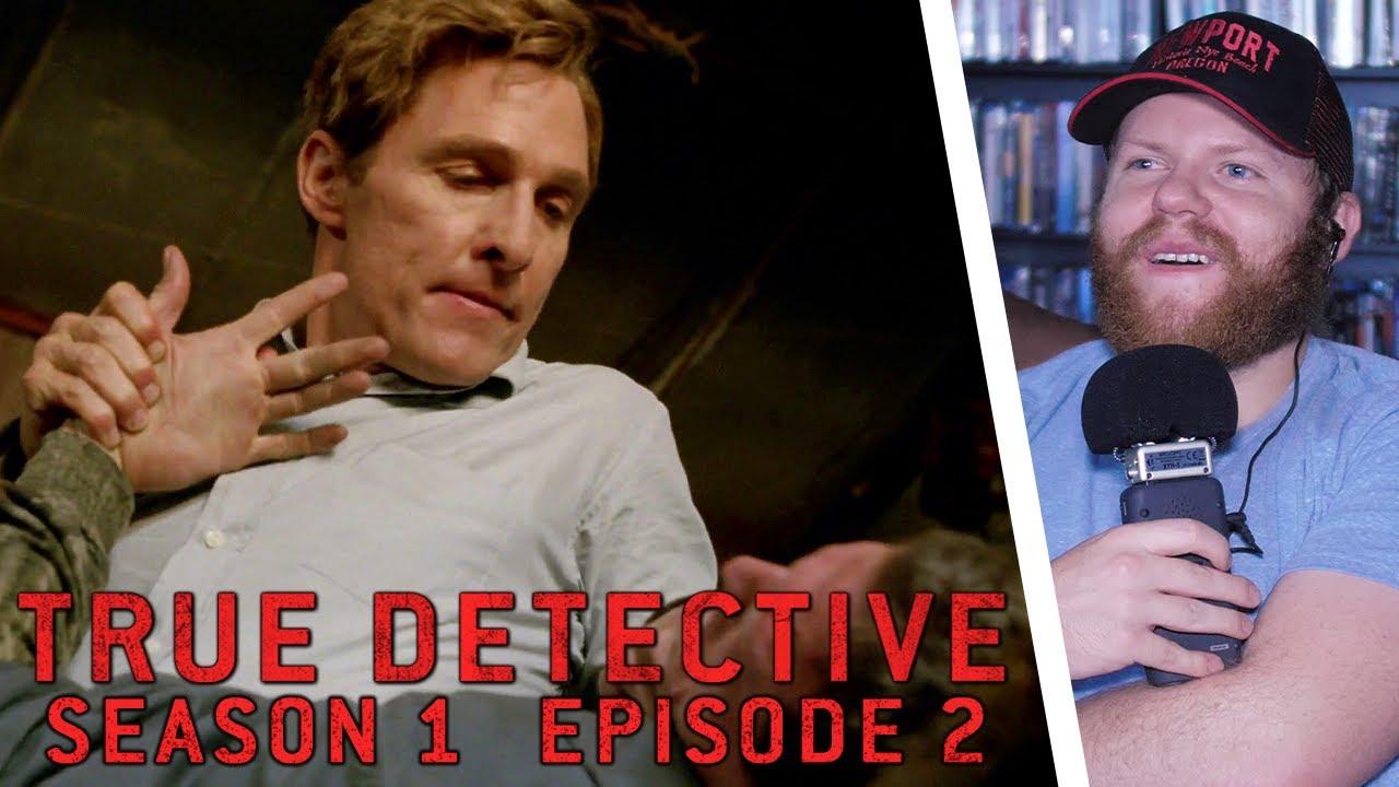 Download TRUE DETECTIVE Season 1 Episode 2: Seeing Things REACTION
