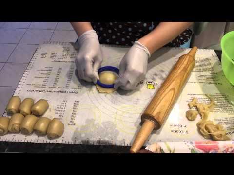 Cách gói bánh quai vạt