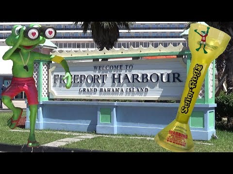 Freeport Bahamas Cruise Port Area Tour
