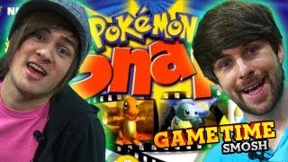WE BEAT POKEMON SNAP (Gametime w/ Smosh)