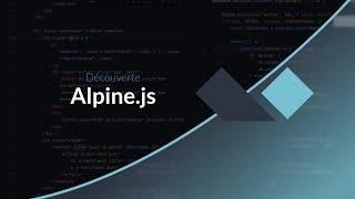 Miniature catégorie - Tutoriel JavaScript : Découvert d'Alpine.js