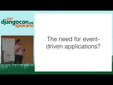 DjangoCon US 2017 - Butter smooth, interactive applications with Django... by Ganesh Swami