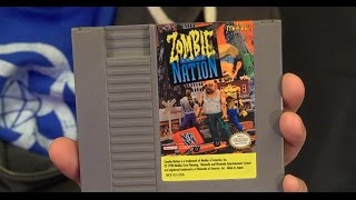 Zombie Nation (NES Video Game) James & Mike Mondays