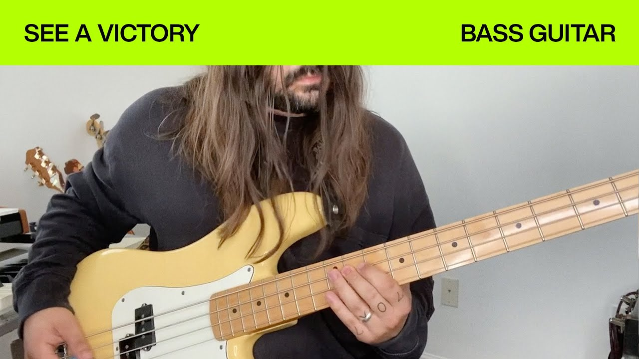 See A Victory | Bass Guitar Play-Through | Elevation Worship