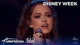 Casey Bishop Gives a STUNNING Disney Week Performance With Toy Story Classic!