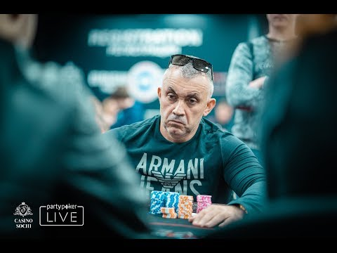 Чемпион EAPT Grand Final Russian Poker Championship Вадим Кувшинов