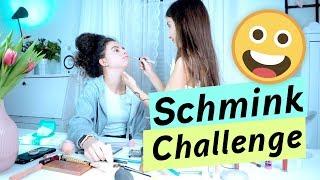 MakeUp Challenge / kinder_sein / frau_sein