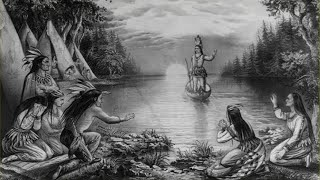 """""""Hiawatha's Departure"""" by Henry Wadsworth Longfellow (read by Peter Yearsley)"""