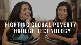 Leila Janah & Marie Forleo: Fighting Global Poverty Through Technology