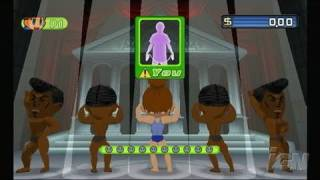 Help Wanted: 50 Wacky Jobs Nintendo Wii Video - Flex Dude, Flex!