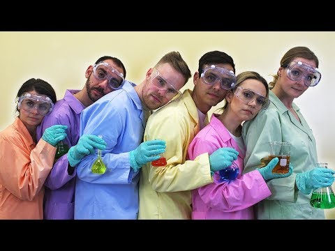 "LAB RULES - Dua Lipa ""New Rules"" Parody"