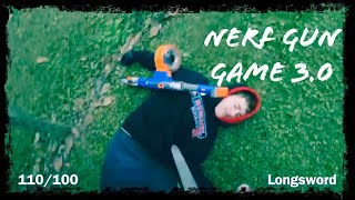 Nerf meets COD   Gun Game 3.0   Filmed in 4K!