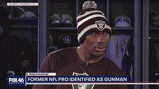 Former NFL player <b>Phillip Adams</b> identified as suspect in Rock Hill ...