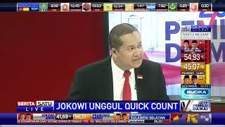 Dialog: Jokowi Unggul Quick Count # 1