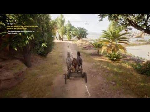 Assassin S Creed Origins Easy Way To Get Iron Bronze Wood
