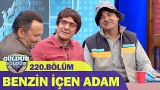 Güldür Güldür Show 220.Bölüm | Ne Haber - Benzin İçen Adam