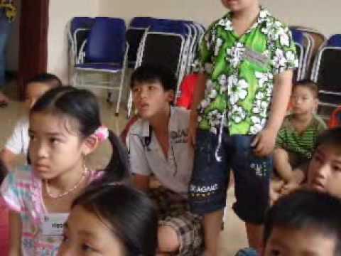Kỹ năng sống cho trẻ - Kỹ năng giao tiếp thuyết trình cho trẻ em