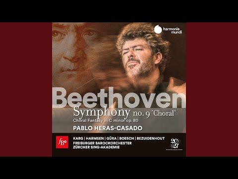 """Symphony No. 9 in D Minor, Op. 125 """"Choral"""": I. Allegro ma non troppo, un poco maestoso"""