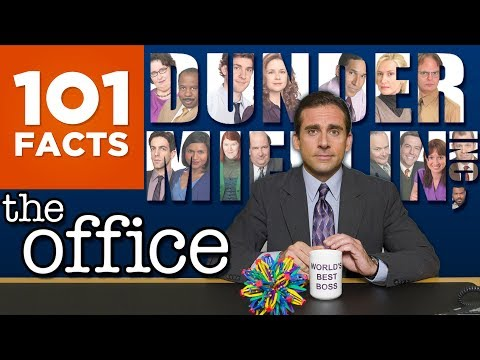 101 Facts About The Office