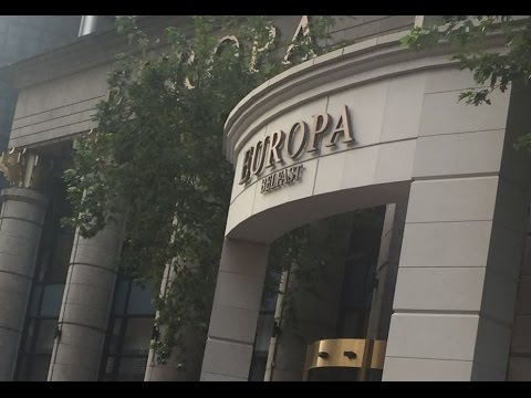 Europa Hotel, Belfast, Northern Ireland - Room Tour