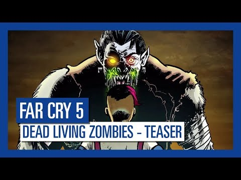 Far Cry 5: Dead Living Zombies Teaser Trailer | Ubisoft thumbnail