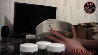 Йогуртница Ariete 620 обзор от 99.kh.ua