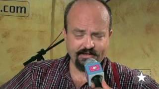 Entrevista - Garotos Podres no Estúdio Showlivre 2007