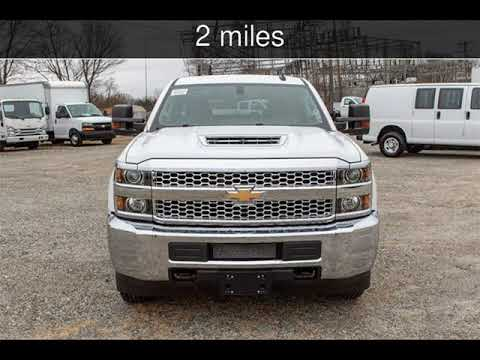 2019 Chevrolet Silverado 2500HD Work Truck New Cars - Charlotte,NC - 2019-03-02