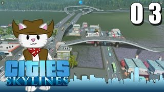 Cities Skylines - Episode 3 - Fixing Traffic Problems!