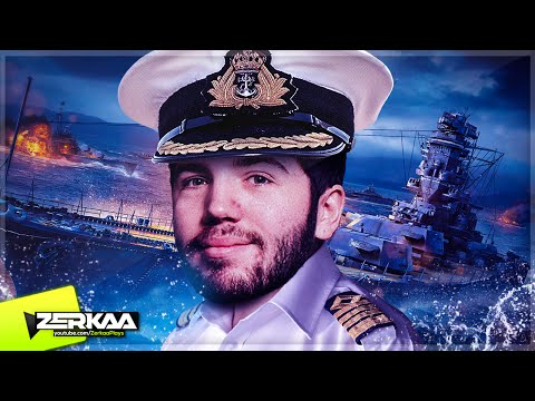 RULERS OF THE SEAS (World of Warships)