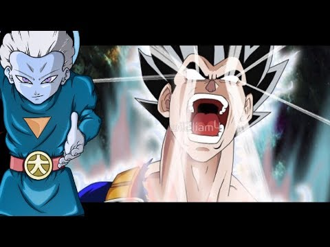 Ultra Instinct 2nd Voice