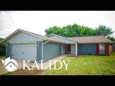 Kalidy Homes: 8808 Tracy Drive, Oklahoma City, OK