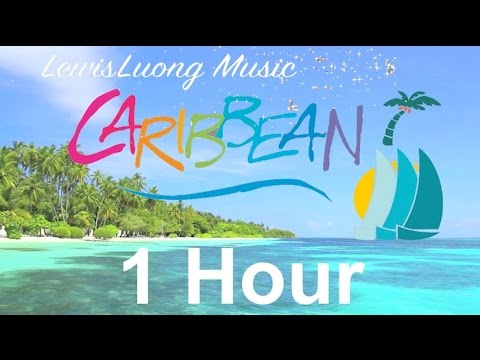 Caribbean Music Happy Song: Day Dreams (1 HOUR Relaxing Summer Music Instrumental HD Beach Video)